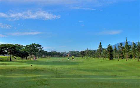 klub golf bogor raya golf