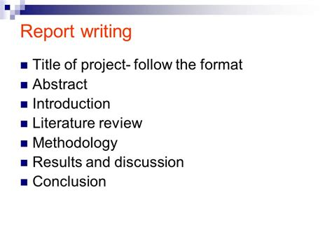 sle conclusion for a project report sle conclusion for a project report 28 images 6