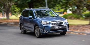 Subaru Forwster 2017 Subaru Forester Xt Premium Review Caradvice