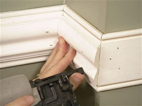 chair rail molding installation how to install a chair rail molding