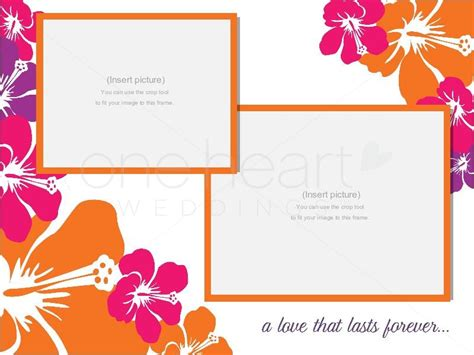 hawaiian powerpoint template hawaiian wedding powerpoint slide 5