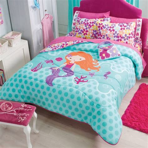 mermaid toddler bedding set 25 best ideas about mermaid bedding on