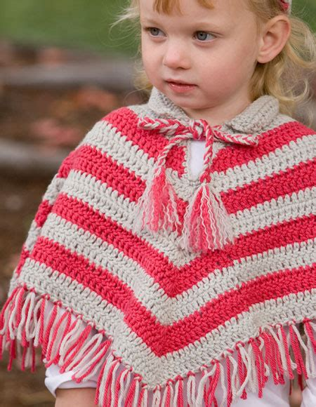 free knitting patterns poncho child child crochet poncho hat set knitting patterns and