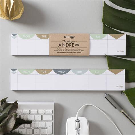 Murah Keyboard Weekly Pad Note Pad weekly keyboard planner pad personalised message by