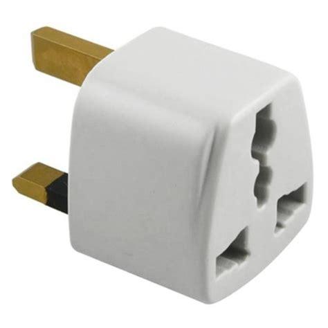 Hv9085 Universal Eu 2 Adapter To 3 Pin Pl Kode Bis9139 1 universal travel adapter au us eu to uk adapter converter 3 pin ac power adaptor connector
