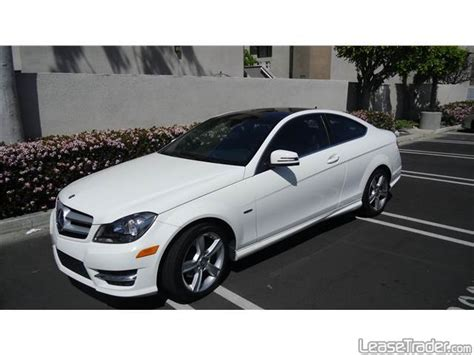 mercedes c250 lease mercedes c250 coupe car lease