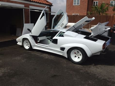 replica lamborghini lamborghini countach 5000qv replica for sale
