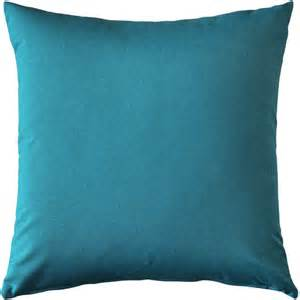 sunbrella peacock outdoor pillow 20x20