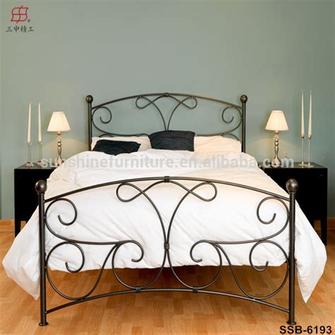Cheap Wrought Iron Bed Frames 2015 Sale High Quality Cheap Antique Wrought Iron Bed