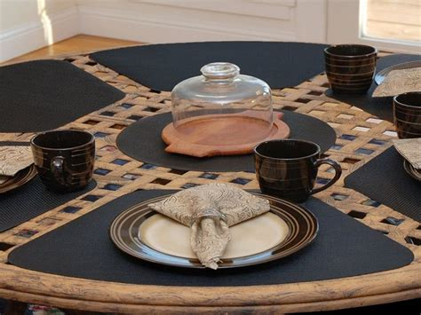 17 best ideas about placemats for table on