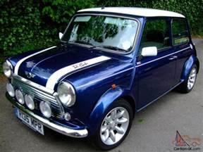 Vintage Mini Coopers Classic Mini Cooper Sport Edition