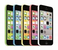 Image result for iPhone 5c Colors. Size: 188 x 160. Source: allthingsd.com