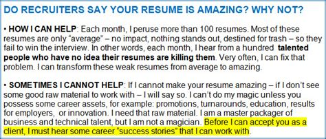 resume writing fees services fees