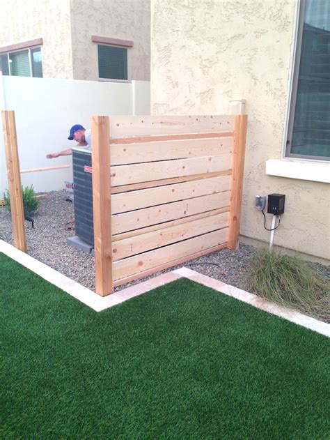 diy outdoor planked wall petite party studio