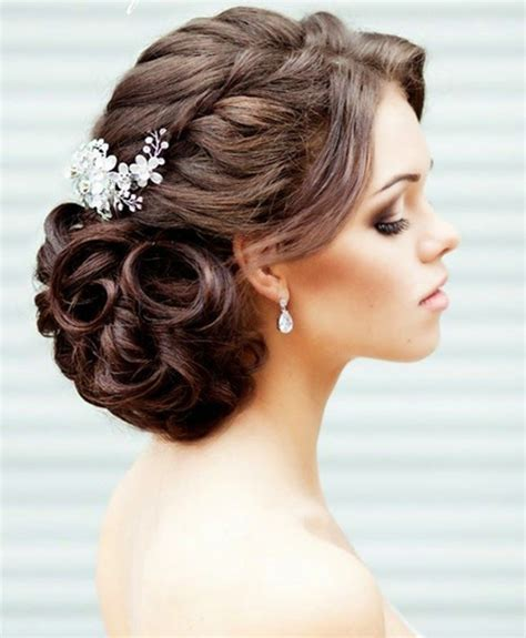 Braided Updo Hairstyles by Wedding Braided Updo Hairstyles Dose