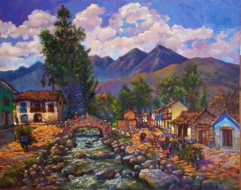 imagenes de paisajes pintados al oleo pinturas al oleo paisajes pinturas al oleo carteles