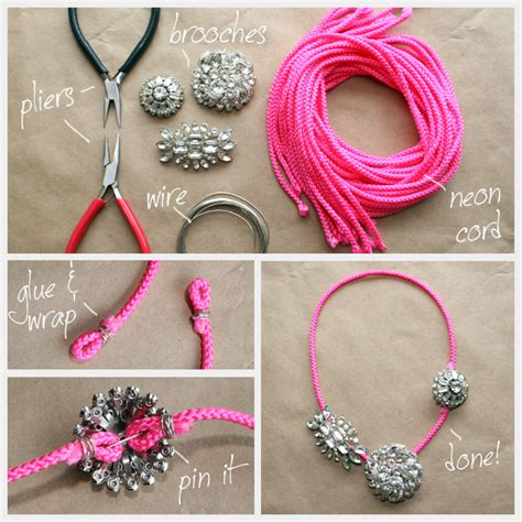 make a statement jewelry diy statement necklaces