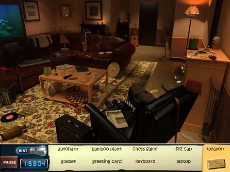 clue rooms clue accusations and alibis screenshots for windows