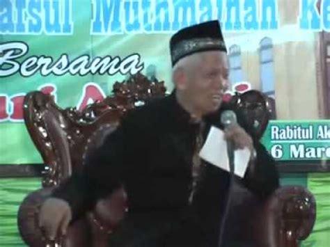 download mp3 gratis ceramah lucu cuplikan ceramah lucu kh duri azhari youtube