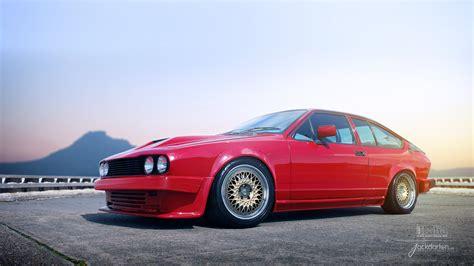 Alfa Romeo Gtv 6 by Alfa Romeo Gtv6 By Jackdarton On Deviantart