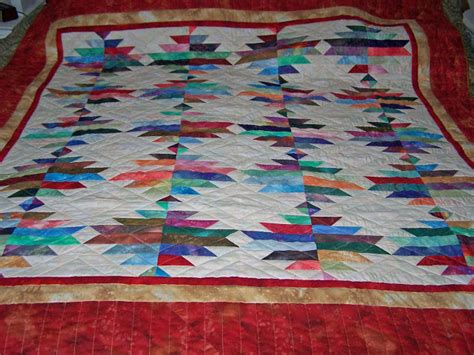Southwest Quilts treasures n textures southwest quilt finished
