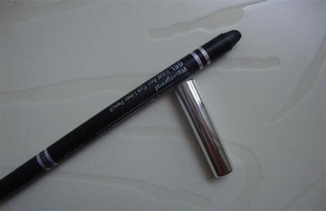 Eyeliner Vov vov single apply water proof gel kajal and eyeliner pencil reviews makeupera