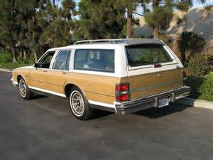Buick Electra Estate Wagon Mad 4 Wheels 1988 Buick Electra Estate Wagon Best