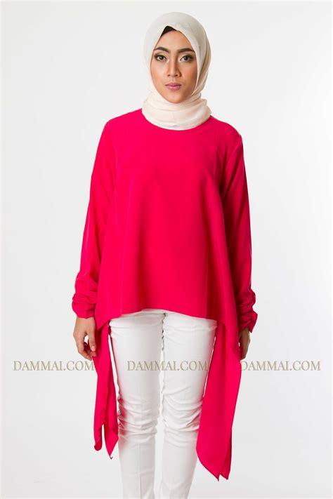 Blouse Key Abu Fashion Muslim Atasan Muslim Wanita Terbaru 1 jclothes atasan wanita fashion muslimah blouse