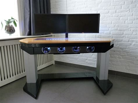 computer desk mod adjustable custom computer desk mod fit for a true