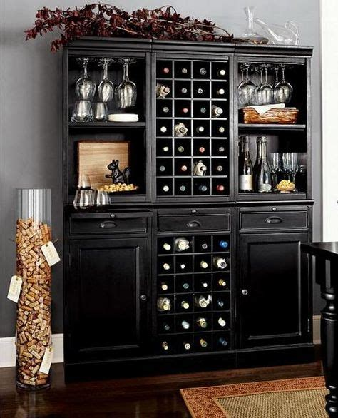 Home Bar Cabinet Designs | build home bar and wine rack home bar design