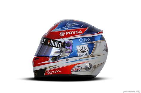 Kaos Formula One F1 51 caschi f1 2014 foto 47 di 63