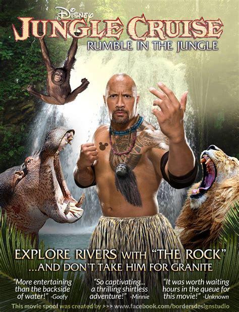 film disney jungle dwayne johnson to star in jungle cruise movie for disney