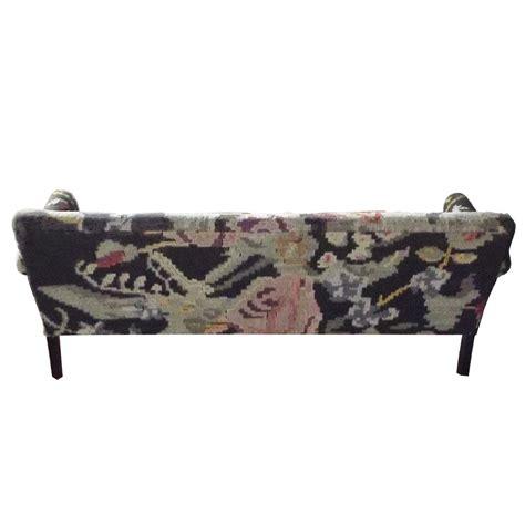 kilim loveseat large floral modern rustic kilim dhurry upholstered sofa