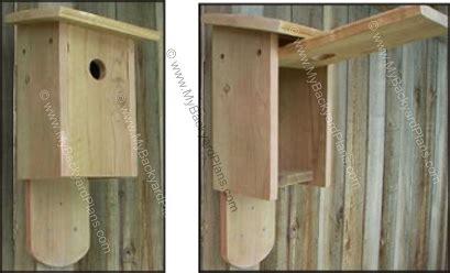 Bluebird House Plans Woodworker Magazine How To Build A Bluebird House Plans