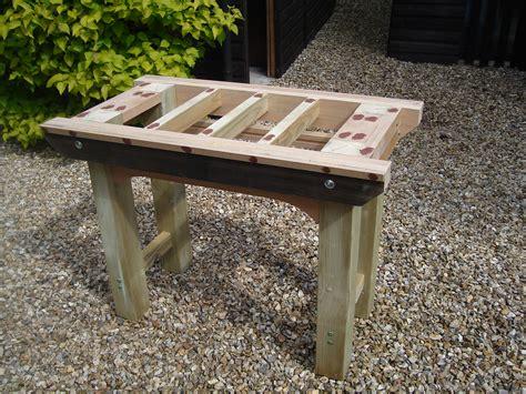 bonsai bench plans bonsai display benches bonsai passion