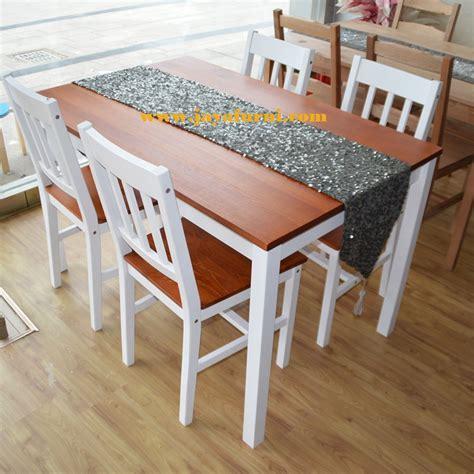 Meja Makan Coin Mebel Jepara Meja Makan 4 Kursi meja makan minimalis new pendek kursi empat ini merupakan produk terbaru dari jaya furni mebel
