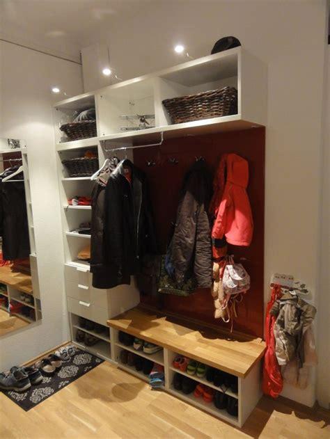 besta kleiderstange novh eine tolle idee f 252 r eine garderobe ikea hack using