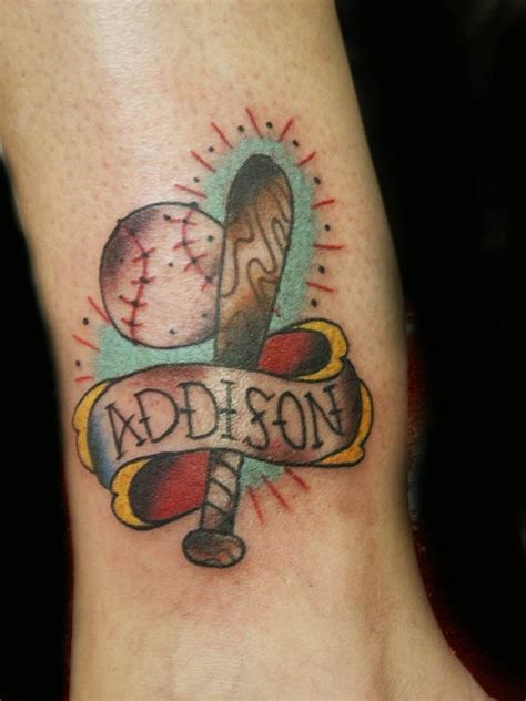 cool baseball tattoos 1000 images about baseball tattoos on