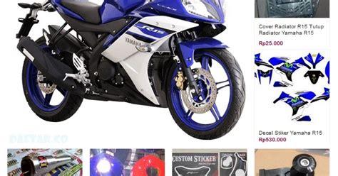 Sparepart Yamaha Bison daftar harga sparepart yamaha r15