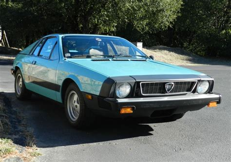 1976 Lancia Scorpion Sorted Clean 63k Mile 1976 Lancia Scorpion Bring A