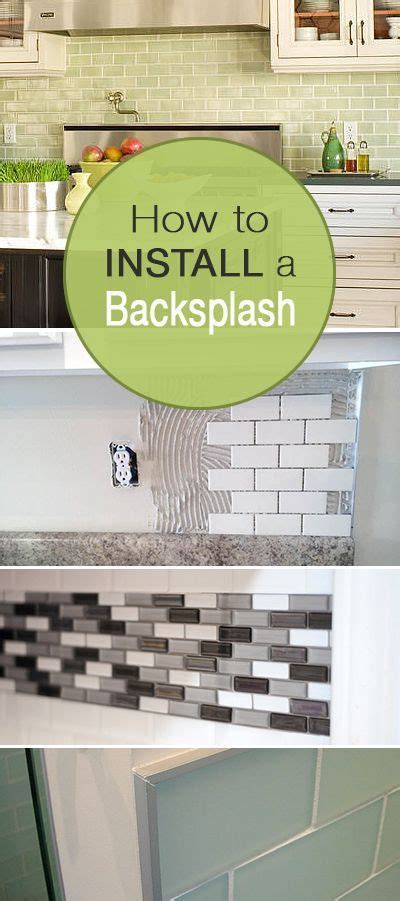 how to install a kitchen backsplash 415865 best images about quot diy home decor ideas quot on