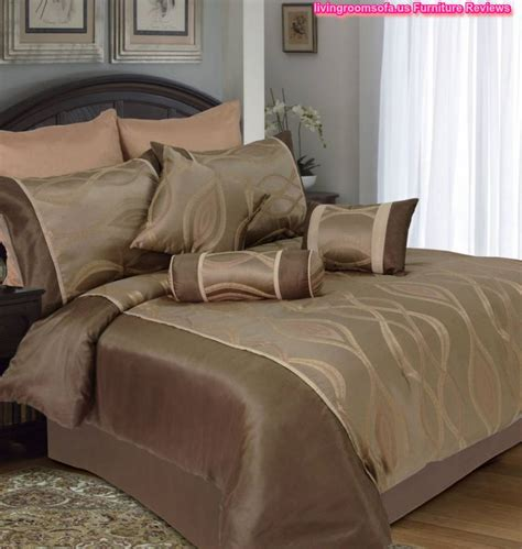 Bed In A Bag King Comforter Sets King Losa Jacquard Bedding Bed In A Bag Set