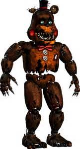 Nightmare toy freddy by fazboggle on deviantart