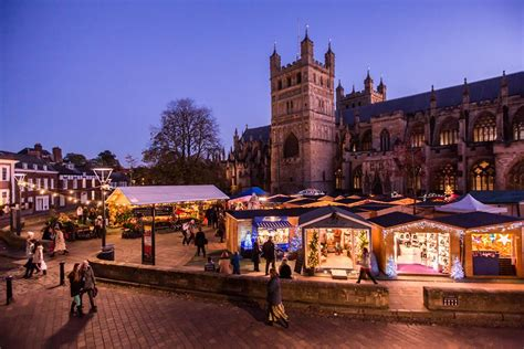 exeter christmas market to go ahead we are south devon