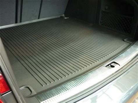 Kofferraumschutz Audi A4 Avant by Audi A4 Avant Kofferraumeinlage Modell 8k