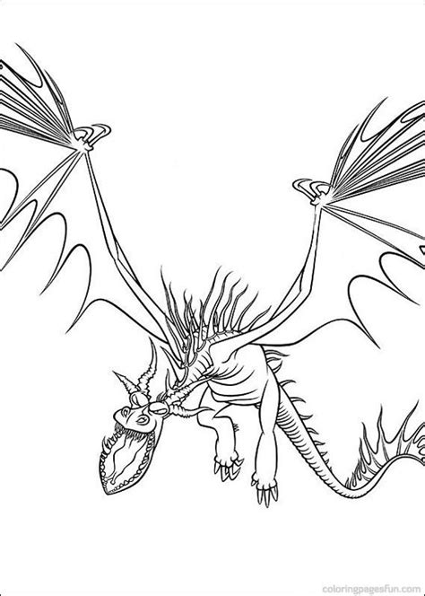 train  dragon coloring pages  attic