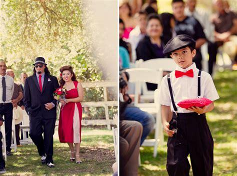 a rockabilly wedding green wedding shoes wedding