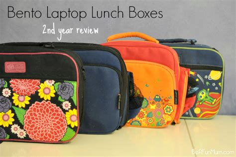 To Market Recap Lunchbox by Bento Laptop Lunch Box Review Be A