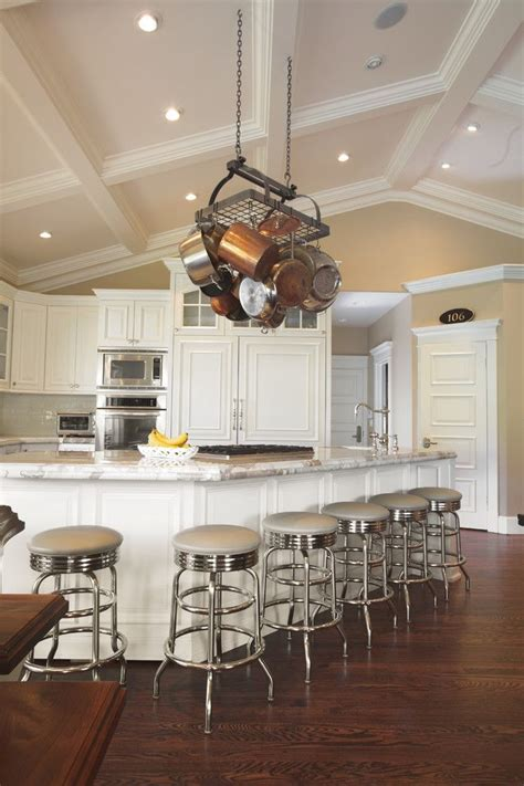 17 best ideas about vaulted ceiling kitchen on