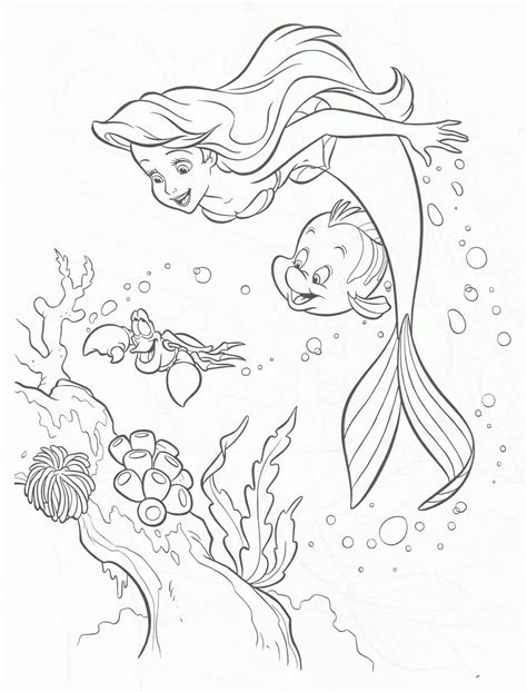 barbie ariel coloring pages the little mermaid coloring pages